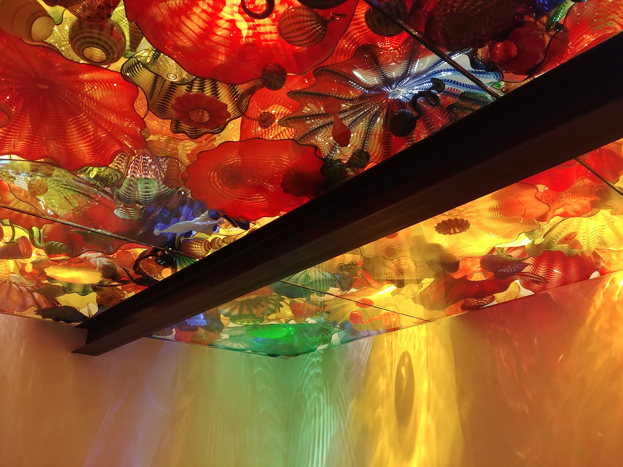 Chihuly Glass and Garden - 26 - Persian Ceiling