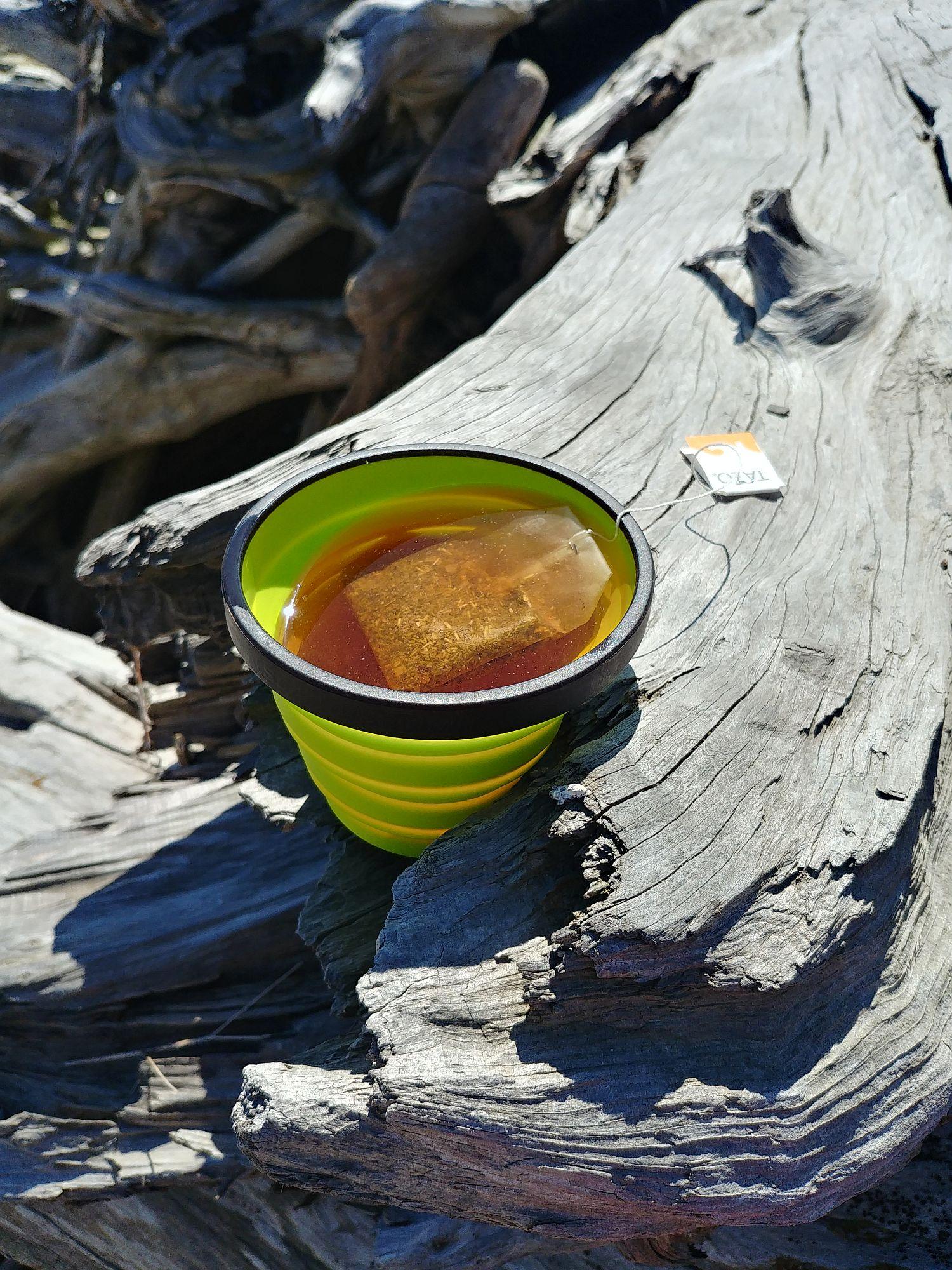 Discovery Park - 20 - Tea time on the beach