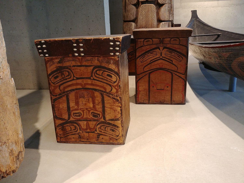 MOA - 05 - Bentwood boxes