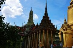 Wat Phra Kaew - Prasat Phra Thep Bidon