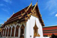 Wat Phra Kaew - Hor Phra Nak