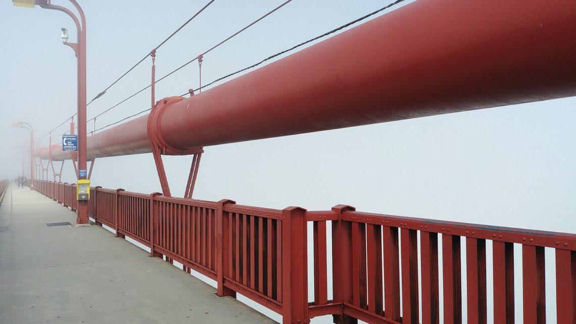 Golden Gate Bridge and Park